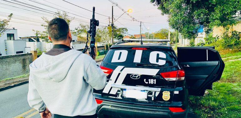 Polícia Civil prende integrante de facção criminosa