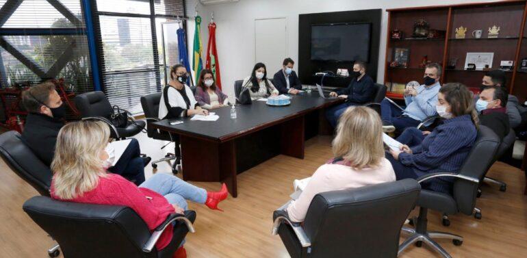 Prefeitura realiza nova reunião com o Sinsej para analisar a pauta da Campanha Salarial