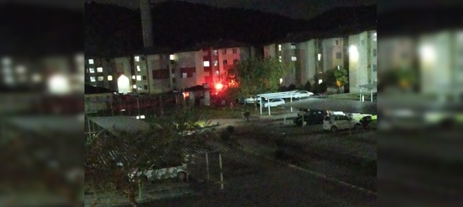 Homem é morto dentro de apartamento no residencial trentino