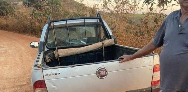 """Fazendeiro que ajudou Lázaro é indiciado: """"Dificultou o trabalho da polícia"""""""