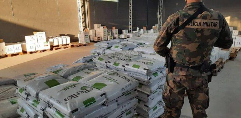 Polícia Ambiental combate comércio ilegal de agrotóxicos