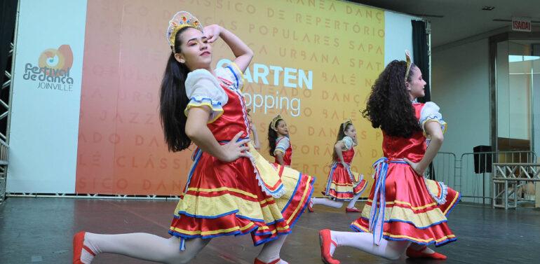 """Garten terá """"esquenta"""" para o Festival de Dança nesta quarta e quinta-feira"""