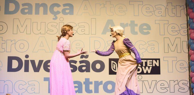 """Garten Shopping traz o musical """"Princesas – o baile real"""" nesta terça"""