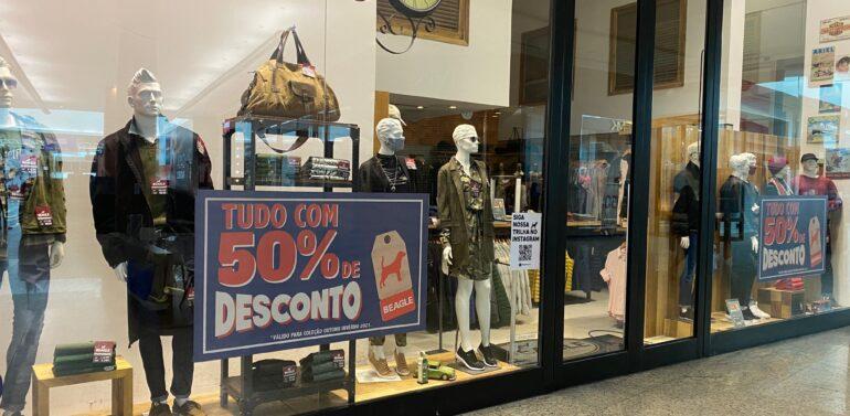 Garten Shopping lança Temporada de Liquida com até 70%