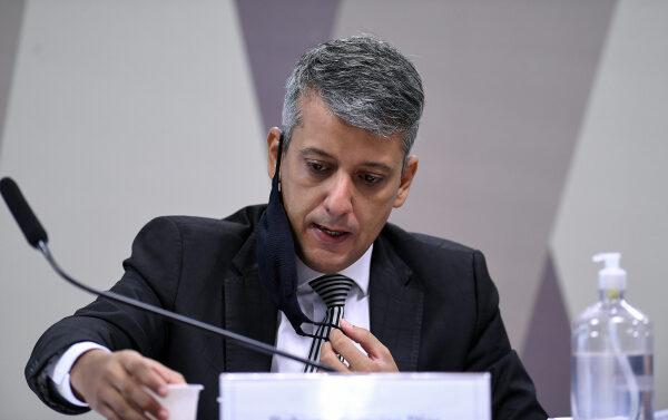 Ex-diretor da Saúde é preso durante depoimento na CPI da Covid