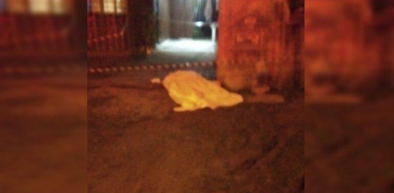 Homem é morto a tiros no Ulisses Guimarães
