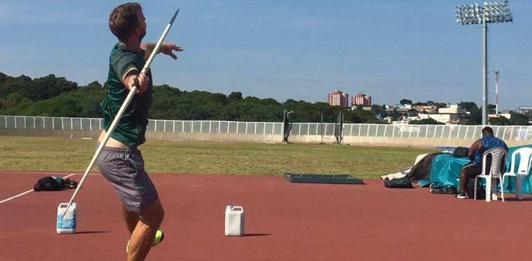 Atleta joinvilense é convocado para os Jogos Paralímpicos de Tóquio