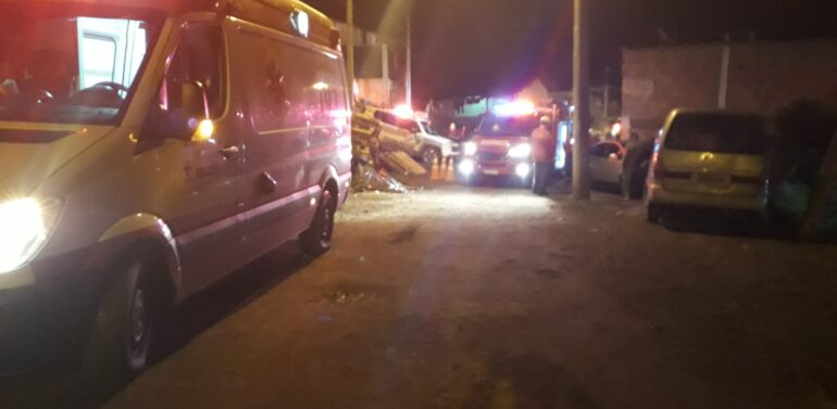 Identificada vítima fatal do acidente no trapiche no Morro do Amaral