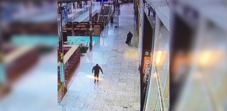 Joalheria de shopping é assaltada em Balneário Camboriú