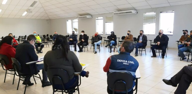 Câmara de Vereadores apoia as reinvindicações da comunidade do bairro Vila Nova