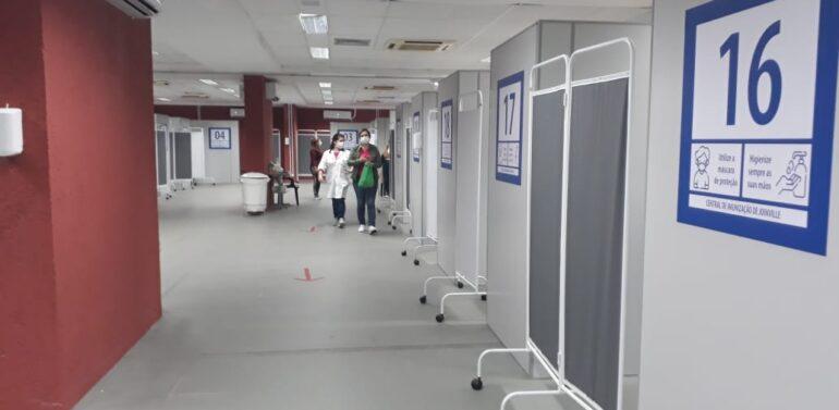 CORONAVÍRUS – Joinville chega a 111,7 mil casos