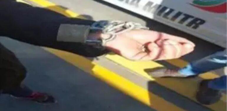 Mulher é acorrentada após ser assaltada no Vale do Itajaí