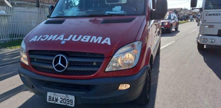 Criança de 3 anos, de Itajaí, morre atropelada por caminhão guincho em Curitiba