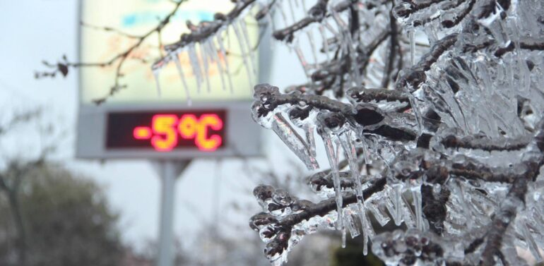 Defesa Civil alerta para frio intenso nesta quarta-feira