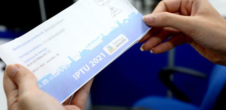 Prefeitura de Joinville abre período para pedir isenção do IPTU 2022