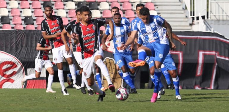 Joinville empata na Arena sem gols pela Série D