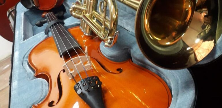 Casa da Cultura abre vagas para cursos de instrumentos musicais e canto erudito