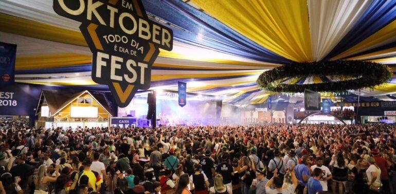 Oktoberfest  2021 é oficialmente cancelada