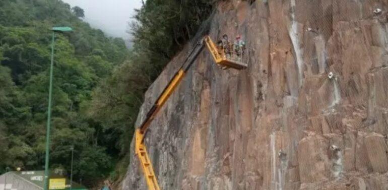 Trabalhador morre ao cair de 15 metros na Serra do Rio do Rastro