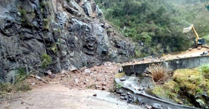 Secretaria de Estado da Infraestrutura estende fechamento na Serra do Rio do Rastro