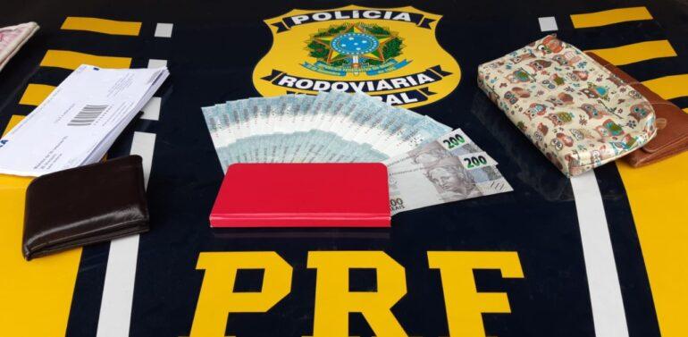Casal é preso com R$ 2 mil em cédulas falsas em Joinville