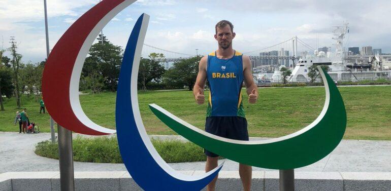 Paralimpíadas começam com a participação de representantes de Joinville