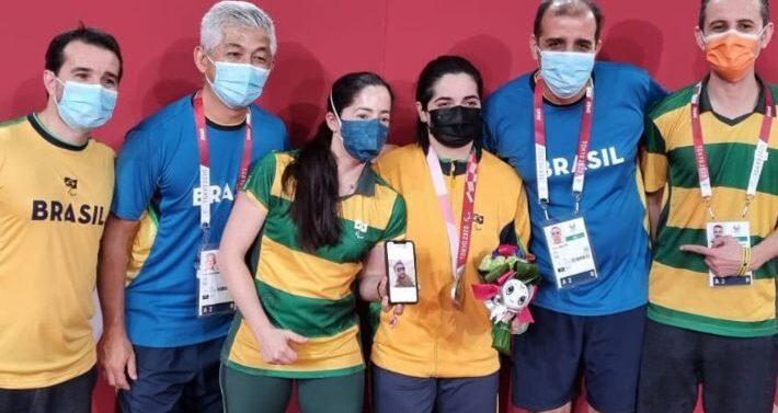 Joinvilense conquista prata em Tóquio