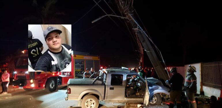Vídeo: Homem é agredido por populares após atropelar e matar motoboy