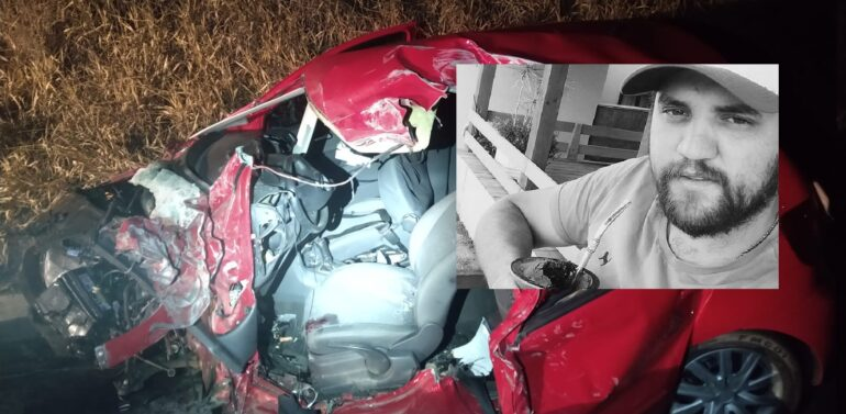Identificada vítima de acidente fatal registrada na SC-418