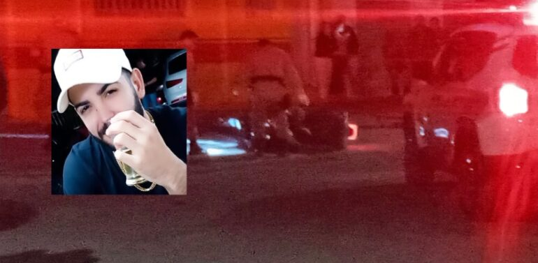 Motoboy é executado com mais de 15 tiros no Aventureiro