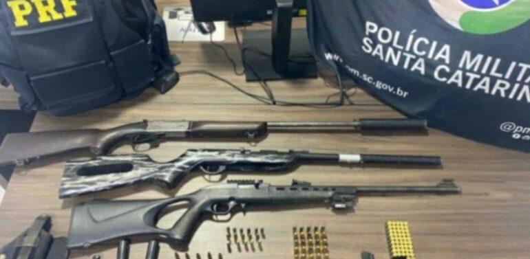 Suspeito de efetuar disparos contra bases da PRF e PM é morto em confronto com a polícia