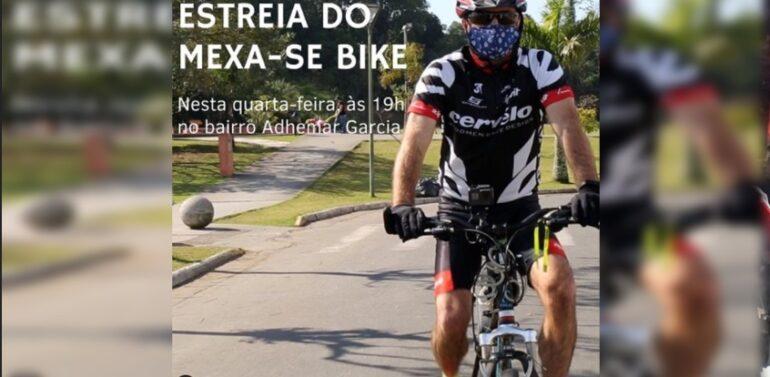 Mexa-se Bike estreia nesta quarta-feira no Adhemar Garcia