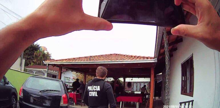 Polícia Civil fecha bingo clandestino no Anita Garibaldi