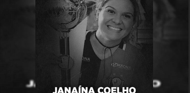 Esposa de capitão do Jec/Futsal morre de Covid-19