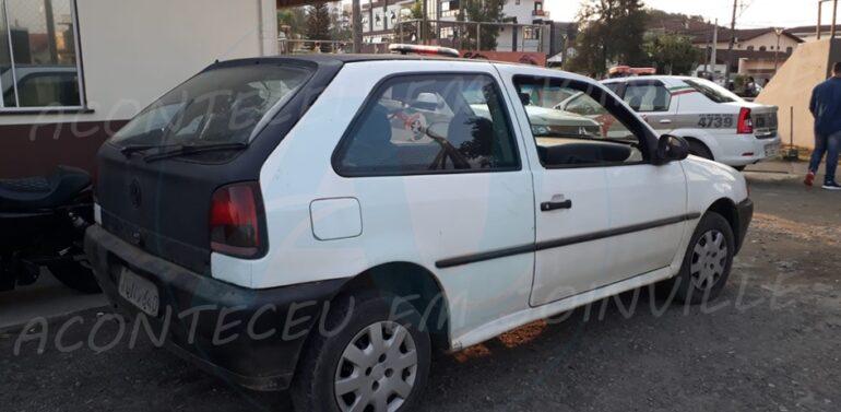 Homem é preso por receptação de veículo furtado
