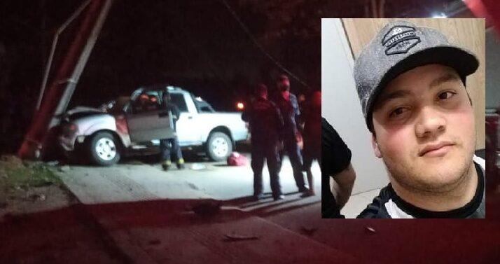 VÍDEO :  motorista de caminhonete causa grave acidente e motociclista morre