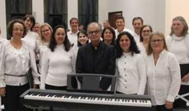 Maestro Luiz Fernando Melara morre em Joinville