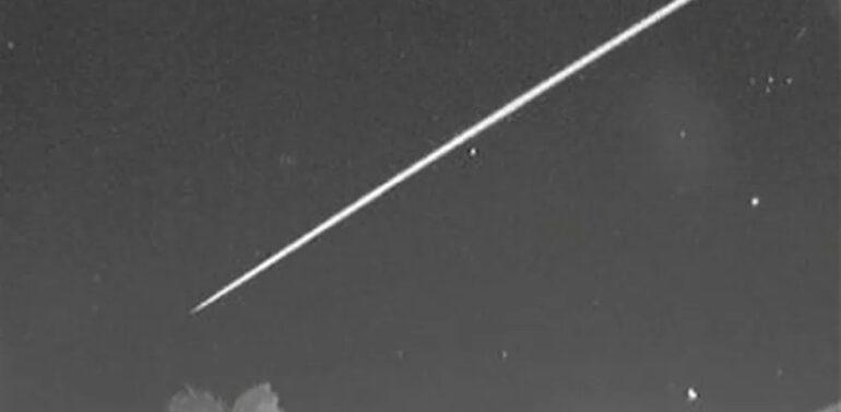 Chuva de meteoros poderá ser vista em Santa Catarina