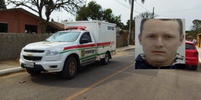 Homem que matou ex-namorada e foi morto pelo cunhado está sendo velado em Joinville