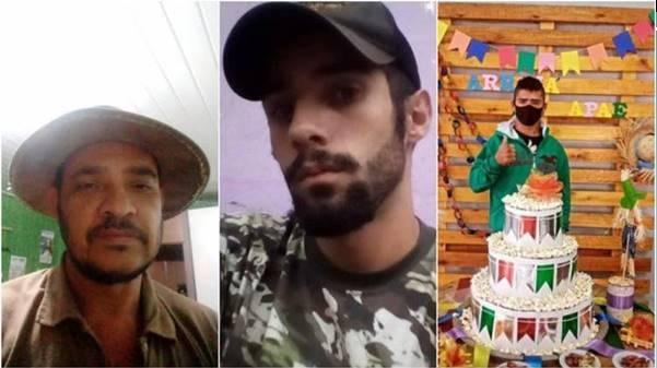 Identificadas as três vítimas fatais do acidente na BR-470