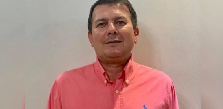 Nado assume a vaga de Osmar Vicente nesta terça-feira