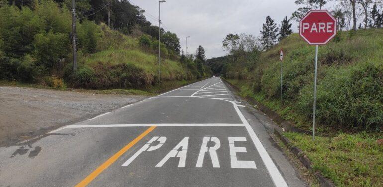 Detrans implementa alterações viárias no Eixo Sul de Joinville