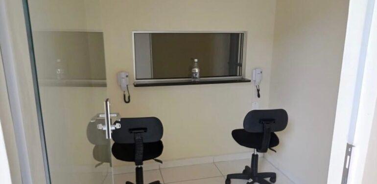 Presídio de Joinville terá parlatório virtual