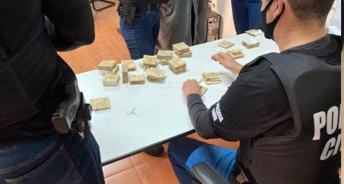 Polícia desarticula quadrilha que fraudou licitações em 100 cidades de SC
