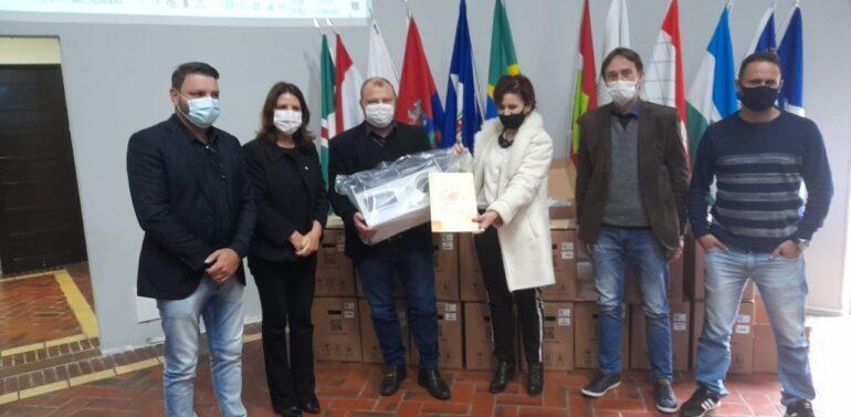 Municípios da região Nordeste recebem respiradores portáteis