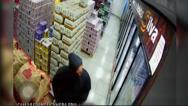 VÍDEO – Quadrilha assalta distribuidora de bebidas em Garuva
