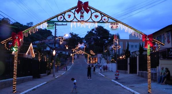 Rua do Papai Noel poderá retornar neste ano