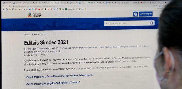 Secretaria de Cultura e Turismo prorroga datas de entrega dos projetos do SIMDEC