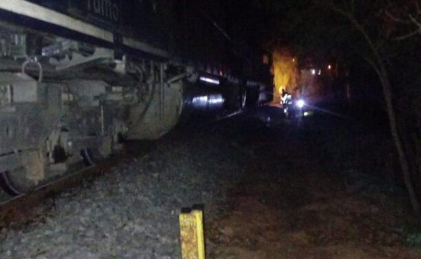 Homem tem pernas amputadas ao ser atropelado por trem