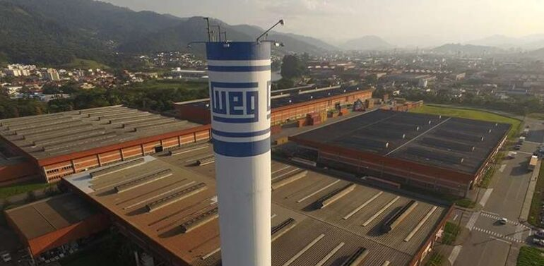 Gigante catarinense, WEG chega aos 60 anos com energia renovada